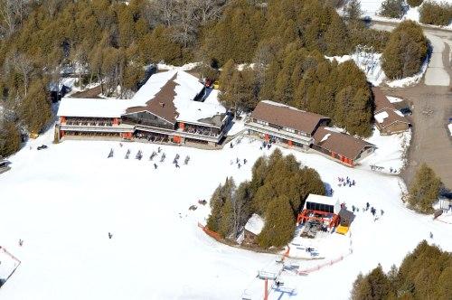 Devils Elbow Ski Chalet