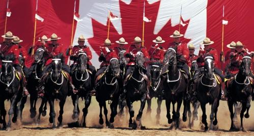 Bethany.Ontario.Blog.RCMP.Musical.Ride